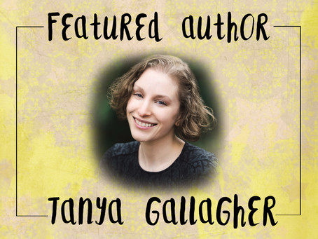 Featured Author: Tanya Gallagher