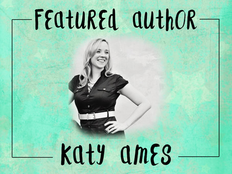 Featured Author: Katy Ames