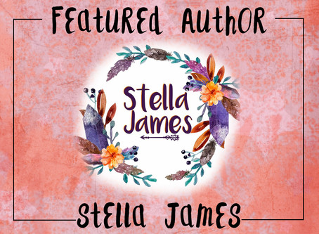 Featured Author: Stella James