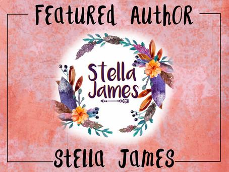 Featured Author: Stella James
