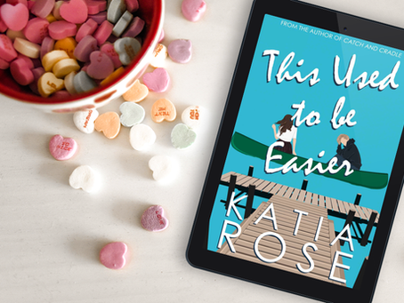 Cover Reveal: This Used to Be Easier