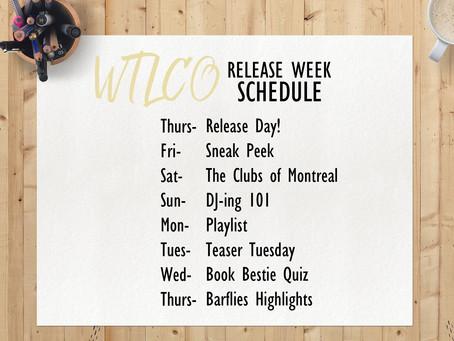 It's Release Week!
