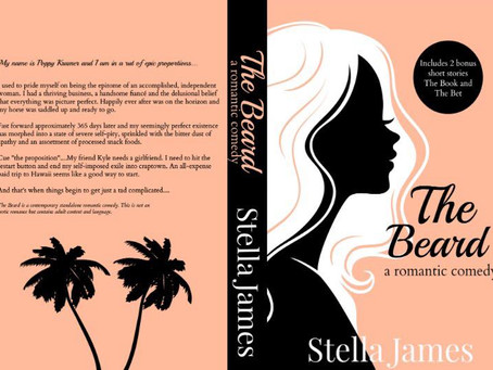 'The Beard' Author Interview