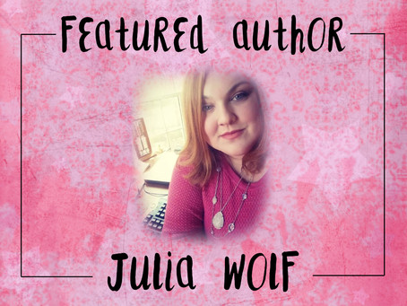 Featured Author: Julia Wolf