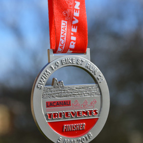 Médaille Finisher !