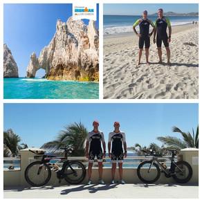 Ironman de Los Cabos : La Team Tri'Events est en place !