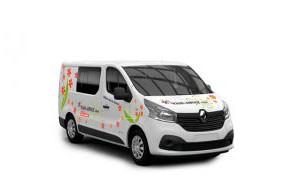 Van Away au LTE 2018