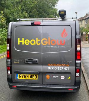 HeatGlow Van