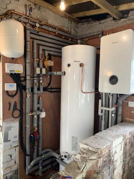 Worcester_boiler_installation