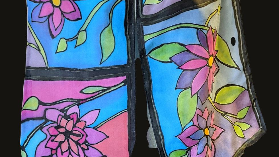 """046  Wild flowers  60 ' x 8"""""""