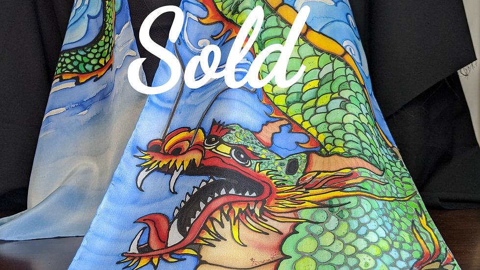 SOLD! 162  Dragon Dreams