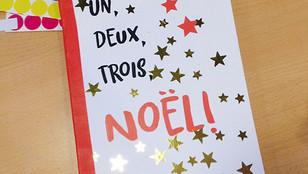 Mini stage Albums de Noël à la MJC d'Onet le Château.