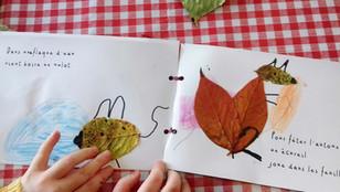 Vacances au Krill, des ateliers parents-enfants d'automne.