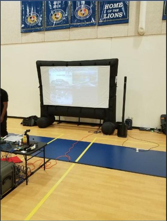 3/23/19 Drone Event