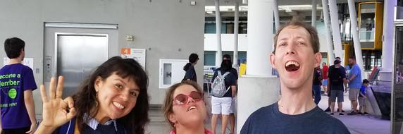 Miami Train Visit to Museum
