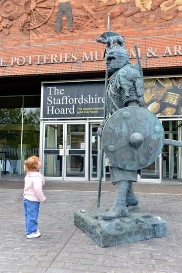 The Staffordshire Saxon - The Story So Far