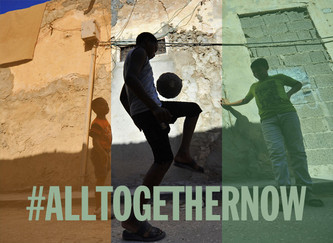 All Together Now Africa part 5 - Ivory Coast