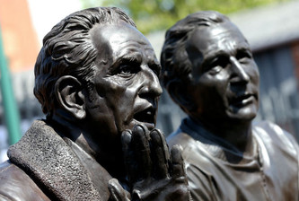 Statues of Jimmy & Jack Unveiled