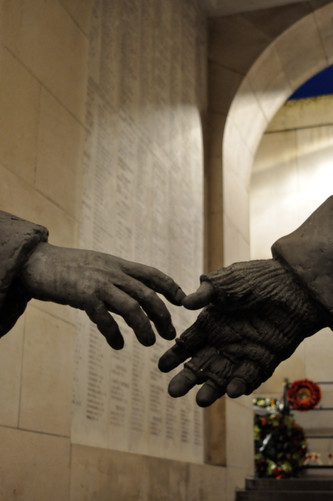 All Together Now at The Menin Gate