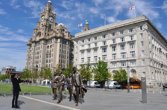 New Beatles Statues for Liverpool