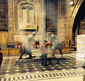 All Together Now back at Liverpool Cathedral