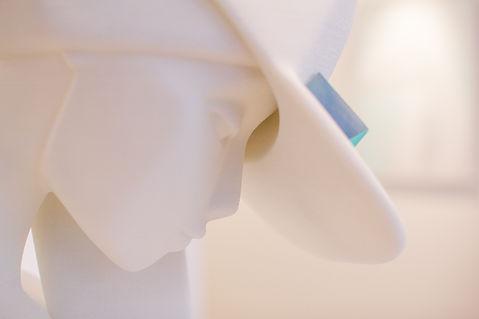 "View of ""Fresh to death"" exhibition, Ajee, Galerie Lacroix Paris, 2014"