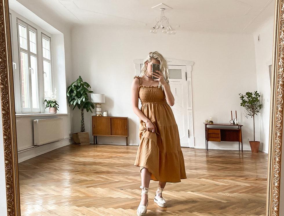 Muślinowa Sukienka Angie
