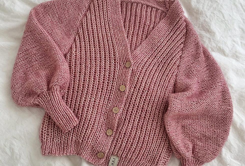 Sweter Judy róż