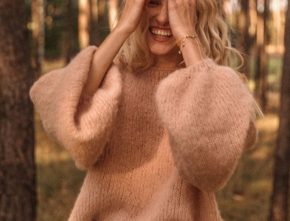 Sweter Rosy