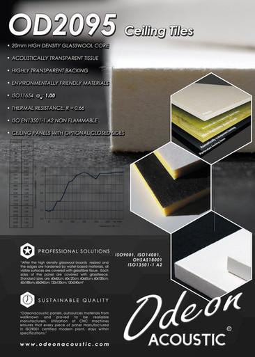 OD2095 Ceiling Tiles