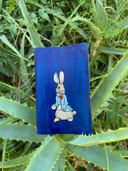 Small Rabbit Journal ($20)