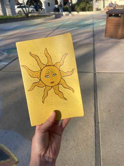 Large Sun Journal ($30)