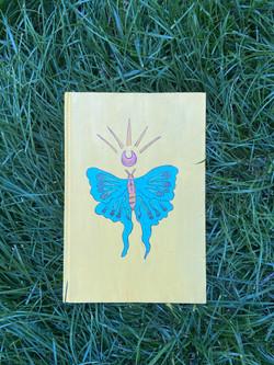 Hardcover Moth Journal ($40)