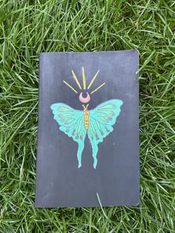 Large Moth Journal ($30)