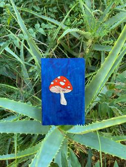 Small Mushroom Journal ($20)