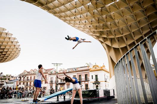 Festival Circada 2020, Sevilla