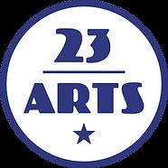 Logo 23 arts nou .png
