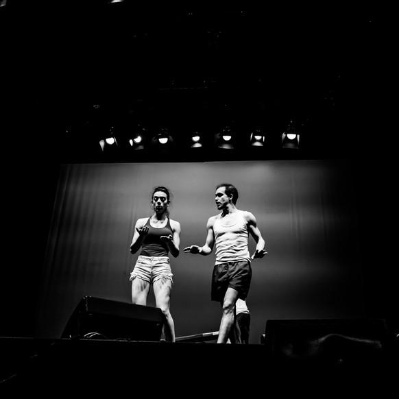 Gala Sahara Libre y Feliz, Auditorio Pilar Bardem Rivas Vacia Madrid. Diciembre 2020