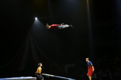 Gala Saniclown, Teatro Circo Price, junio 2019