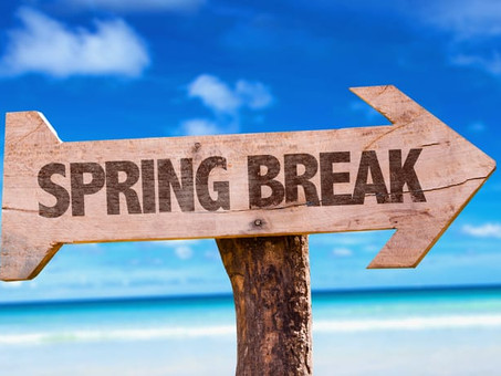Top 4 Reasons to Spend Spring Break in the Bahamas