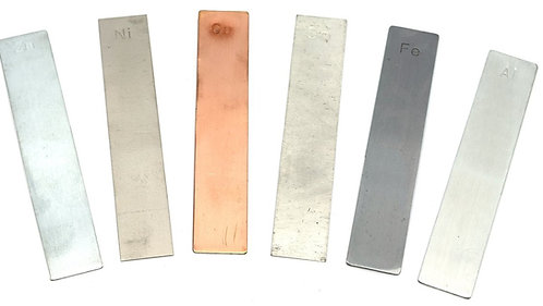 Metal Electrode Strips