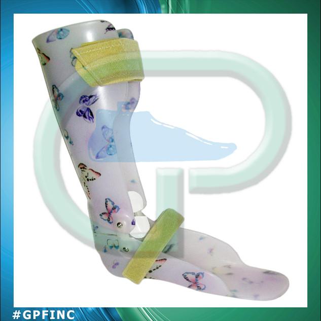 Pediatric Articulated Plastic AFO