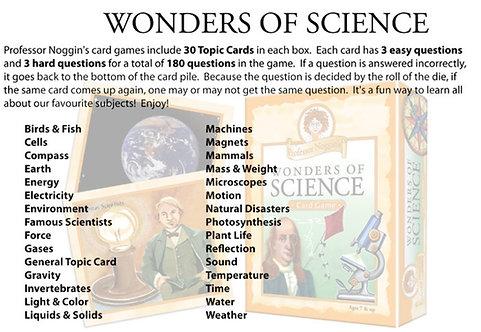 Professor Noggin's Wonders of Science