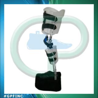 Hybrid KAFO with Modified Shoe Lift