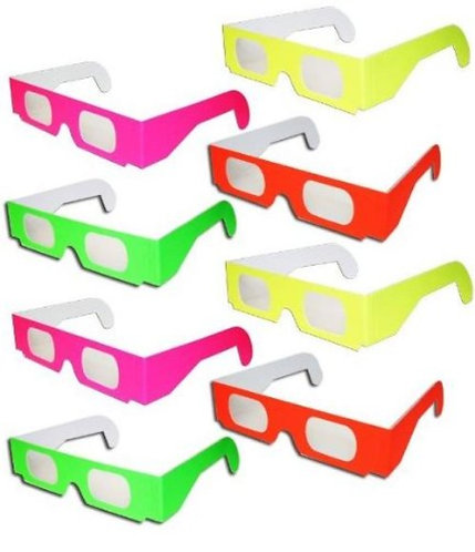 Prism Glasses (Double Axis)