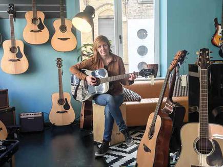 Lieselotte Steenkiste,  een leven vol muziek
