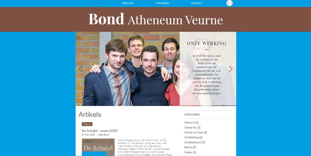 Bond Atheneum Veurne