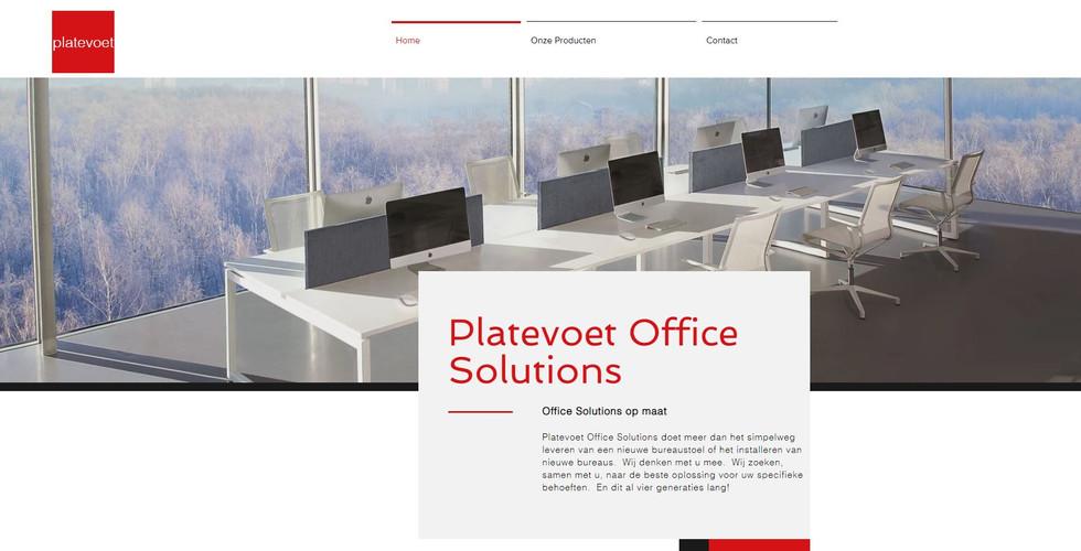 Platevoet Office Solutions