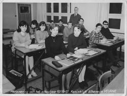 Promo68 GROEPSFOTO Latijnse 1966-1967 Nschooljaar66_67 (Large)