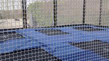 Vernieuwde trampolines